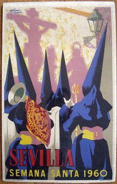 Semana Santa Cartel 1960