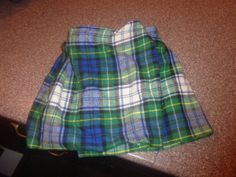 snap on kilt or skirt for a cloth diaper, or onesie.