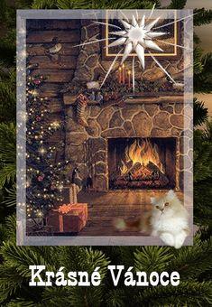 vanoce_vanocni_prani Winter Christmas, Merry Christmas, Advent, Christmas Pictures, Santa, Home Decor, Merry Little Christmas, Xmas Pics, Decoration Home