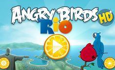 Angry Birds Rio para iPad y iPhone se Actualiza y Ahora Pasa a Ser GRATIS