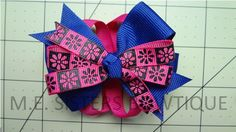3 inch small bows $2.25 or 2 for 4$ www.facebook.com/M.E.Sistersbowtique