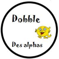 Syllabes ajoutées 12/05/2016 Des dobbles avec des alphas Voici un début de propositions pour GS ou début de CP Les règles du dobble Il y a plusieurs règles du jeu, on peut jouer de 2 à 6...