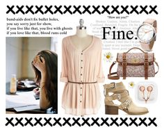 """""""Brood"""" by itsbmj ❤ liked on Polyvore featuring Mulberry, Zara and claire's"""