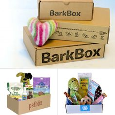 5 Monthly Subscription Boxes Made Just For Pets recieve one free!!! https://barkbox.com/r/SKYLARBARKBOX