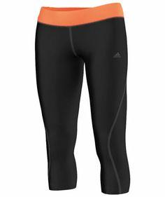 adidas Performance - Damen Fitnesstight Workout 3/4 Tight #adidas #tights #fitness