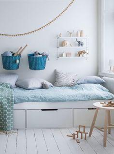 inbyggd säng till barn