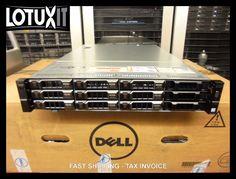Dell R730XD 2x E5-2640v38C 256GB RAM H730 24TB NL-SAS X520-DA2 IDSDM R730