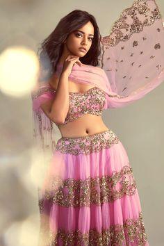 Gown Dress Online, Neeta Lulla, Lehenga Blouse, Traditional Fashion, Designer Gowns, Dream Dress, Jacket Dress, Eid, Off Shoulder Blouse