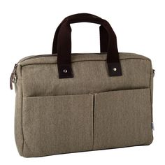Canvas Laptop Bag. A stylish Laptop Bag is a must-have accessory for any working man.