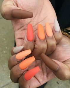 Perfect Fall/Thanksgiving Matte Colors