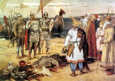 Until the embassy of the missionary Anskar to Birka in the mid-9th century, primary sources are devoid of any substantive information about the Rus.