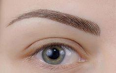 hair stroke permanent eyebrow - Google Search