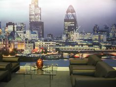 Digital Imagery - London - Wallcoverings