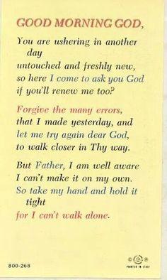Good morning god prayer watra church goods - good morning go Prayer Scriptures, Bible Prayers, Faith Prayer, God Prayer, Prayer Quotes, Bible Quotes, Bible Verses, Faith Quotes, Healing Prayer