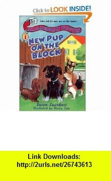 All-American Puppies #1 New Pup on the Block (9780064408844) Susan Saunders, Henry Cole , ISBN-10: 0064408841  , ISBN-13: 978-0064408844 ,  , tutorials , pdf , ebook , torrent , downloads , rapidshare , filesonic , hotfile , megaupload , fileserve