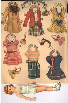 aankleedpoppen - Labels - Picasa Webalbum * free paper dolls 1500 international artist Arielle Gabriel's The International Paper Doll Society for paper dolls pals at Pinterest *