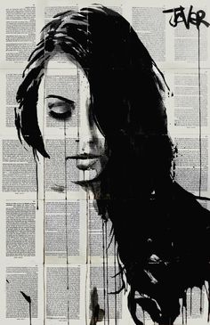 View LOUI JOVER's Artwork on Saatchi Art. Find art for sale at great prices from artists including Paintings, Photography, Sculpture, and Prints by Top Emerging Artists like LOUI JOVER. Face Art, Ink Art, Newspaper Art, Loui Jover Art, Art, Portrait, Jover, Portrait Art, Pop Art