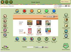 International Children's Digital Library Offers Tons of Free eBooks for Kids ~ Educational Technology and Mobile Learning