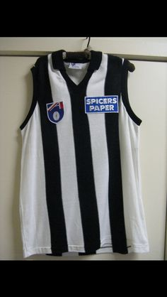 1990 Collingwood Football Club Jumper