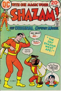 Shazam 9 January 1974 Issue DC Comics Grade VG/F by ViewObscura