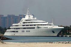 Dubai - 162m - 531ft 5in - Platinum - 2006