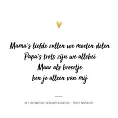 ☆ The Owl & # s Nest ☆ (@ hetuilennestjegeboortkaarten) Baby On The Way, Second Baby, Baby Kind, Birth Quotes, Newborn Quotes, Mama Quotes, Baby Love Quotes, Meme Page, Baby Zimmer