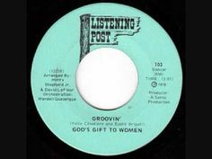 God's Gift To Women - Stop To Think It Over / Groovin'