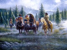 Cowboy Western Art Promotion-Shop for Promotional Cowboy Western ...