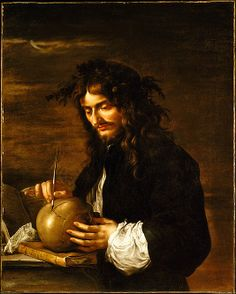 Salvator Rosa (Italian, 1615–1673). Self-Portrait, ca. 1647. The Metropolitan Museum of Art, New York. Bequest of Mary L. Harrison, 1921 (21.105) <3