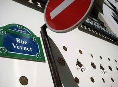 rue Vernet - Paris 8ème