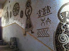 mervan altınorak mozaik - mosaic 168