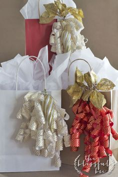 $1 Store Gift Wrapping Ideas
