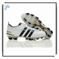 Best Place To Buy Soccer Boots Online Uchida 11Pro 2 Adidas Adipure IV Trx  FG White Black Matte Gold f4c429694b16