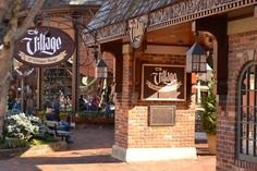 The Village - A set of 27 shops that will take you to another world! Located in Gatlinburg, Tennessee.