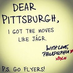 Let's Go Flyers!!!