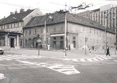 Bratislava, Arch, Louvre, Street View, Building, Mesto, Cuba, Nostalgia, Times