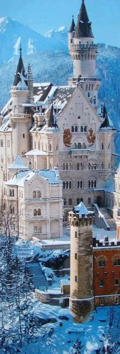 Neuschwanstein Castle | Germany