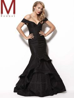 Mac Duggal Pageant Dress 48375R|PageantDesigns.com