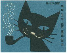 die-katze-raucht