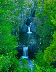 National Park Radal Siete Tazas south of Santiago) Beautiful Places To Visit, Beautiful World, Places To See, Beauty Around The World, Around The Worlds, San Francisco Travel, Nature Pictures, Amazing Nature, National Parks