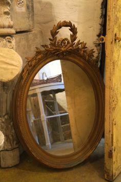 Oude Spiegel - Antieke, oude meubels - Collection - Benko oude antieke bouwmaterialen