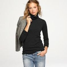 Cashmere turtleneck sweater  $99.99 #pintowingifts