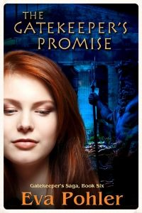 Such a perfect ending to this series.  5 stars for The Gatekeeper's promise by Eva Pohler's Book Page  http://purejonel.blogspot.ca/2014/10/GatekeepersPromise.html