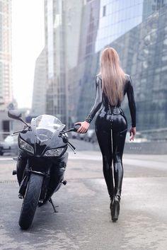 I always dress like this on my bike                                                                                                                                                                                 More