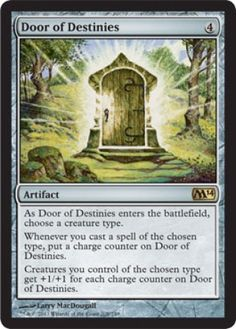 Door of Destinies - Magic 2014 Singles - Magic 2014 (M14) - Magic: The Gathering