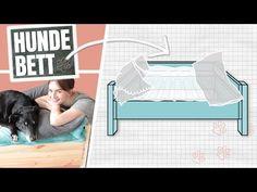 die besten 25 hundebett selber machen ideen auf pinterest selbstgemachte hundebetten. Black Bedroom Furniture Sets. Home Design Ideas