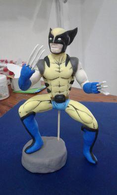 Wolverine porcelana fría