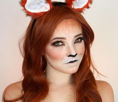 Foxy laday!  Who's ready for some amazing #NYXHalloween inspo!? We've teamed up with the baddest MUAs for #NYXHalloween!  Our #NYXFACEAwards top 6 finalist, @fresh.blush, created this foxy look by highlighting with our Jumbo Eye Pencil in 'Milk' and contouring with our Matte Bronzer in 'Medium'. Next she pulled gold, brown, copper tones to create a fur texture: Ultra Pearl Mania Pigments in 'Orange' + 'Rust'. Hot Singles Eyeshadows in 'LOL' + 'The Chaser'. Finally she created a winged