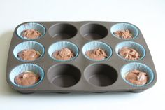 Donauwellen-Muffins - Zubereitung 7