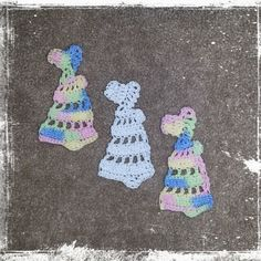 haunted verse: mini crinoline lady easy crochet pattern